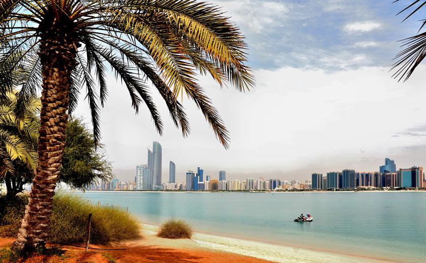 Какая погода в арабских эмиратах в феврале